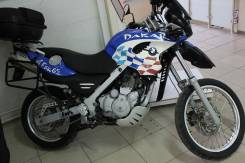 BMW F650GD Dakar, 2016. 652 куб. см., исправен, птс, с пробегом