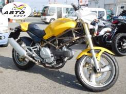 Ducati Monster 400. 400 куб. см., исправен, птс, без пробега