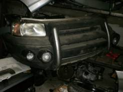 Nose cut Land Rover Freelander