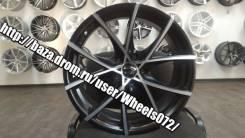 Sakura Wheels 9517. 7.5x17, 5x112.00, ET35