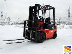 JAC. Вилочный автопогрузчик CPCD15, 1 750 кг.