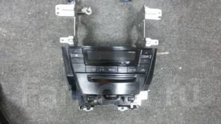 Блок управления климат-контролем. Toyota Caldina, AZT246W, AZT246
