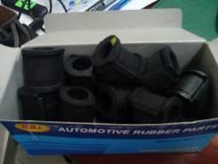 Втулка стабилизатора. Nissan: Bluebird Sylphy, Sunny, AD, Almera, Wingroad Двигатели: QG18DE, QR20DD, QG15DE, SR16VE, YD22DD, QG18DD, SR20VE, QR20DE...