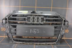 Решетка радиатора. Audi Cabriolet Audi A3, 8V7, 8V1, 8VA, 8VS Audi S3, 8VS, 8V7, 8V1, 8VA