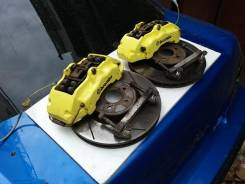 Рабочая тормозная система. Subaru Porsche