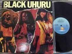 Reggae! Блэк Ухуру / Black Uhuru - TEAR IT UP LIVE - JP LP 1982