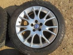 Volvo. 7.5x17, 5x108.00, ET43