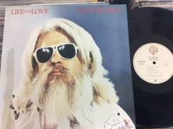 БЛЮЗ! Леон Рассел / Leon Russell - LIVE AND LOVE - JP LP 1979