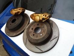 Рабочая тормозная система. Subaru Impreza WRX
