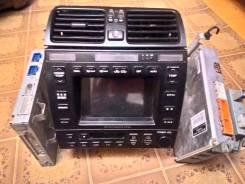 Дисплей. Toyota Celsior, UCF20, UCF21 Двигатель 1UZFE