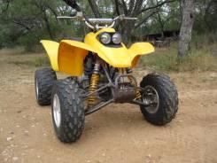 Honda TRX 400. исправен, есть птс, с пробегом