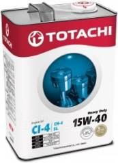 Totachi. Вязкость 15W-40, минеральное. Под заказ