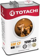 Totachi. Вязкость 10W40, полусинтетическое. Под заказ
