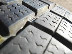 Dunlop. Зимние, без шипов, 2011 год, износ: 5%, 2 шт
