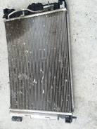 Радиатор охлаждения двигателя. Chevrolet Aveo, T300