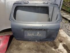 Крышка багажника. Chevrolet Captiva