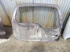 Крышка багажника. Chevrolet Niva