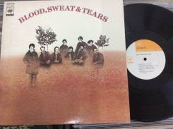 JAZZ ROCK! БЛАД, СВЭТ ЭНД ТИРЗ / Blood, Sweat and Tears - JP LP 1968