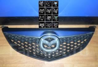 Решетка радиатора. Mazda Atenza Sport, GY3W, GYEW Mazda Mazda6, GG Mazda Atenza, GGES, GG3S, GG3P, GGEP. Под заказ