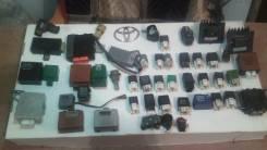Реле. Toyota: Crown, Camry, Cresta, Mark II, Chaser, Carina ED Двигатели: 1GEU, 3SFE, 3CT