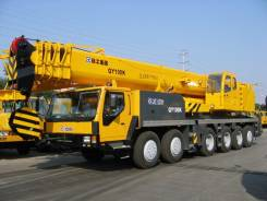 Xcmg QY100K. Xcmg qy100k, 10 800 куб. см., 100 000 кг., 60 м.