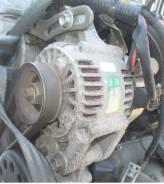 Генератор. Toyota Echo Verso, NCP20, NCP22 Toyota Yaris, NCP10 Toyota Funcargo, NCP20 Toyota Yaris Verso, NCP20, NCP22 Двигатель 2NZFE