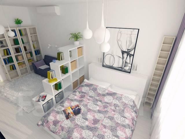 Дизайн-проект квартиры, дизайн интерьеров, Проект ДВ