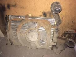 Вентилятор радиатора кондиционера. ИЖ 2717