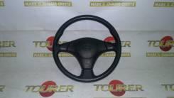 Руль. Toyota Cresta, GX105, JZX105, JZX100, JZX101, GX100, LX100 Toyota Mark II, JZX105, GX105, JZX100, GX100, JZX101, LX100 Toyota Chaser, GX100, JZX...
