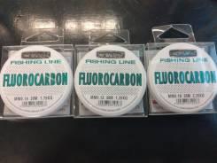 Лески флюорокарбоновые.