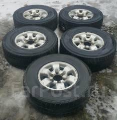 Продам комплект колес. 7.0x15 ET40
