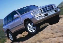 Подкрылки (локеры) Toyota Land Cruiser 100/105/Cygnus/Lexus LX470. Toyota Land Cruiser Cygnus, UZJ100W Toyota Land Cruiser, HDJ101, HDJ101K, HZJ105, U...