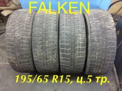 Falken Espia EP-03. Зимние, без шипов, 2005 год, износ: 70%, 4 шт