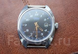 Винтажные часы Слава эпохи СССР. Оригинал