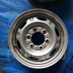 Nissan. x15, 6x139.70