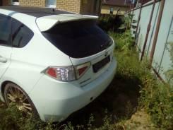 Крыло. Subaru Impreza WRX STI, GRB Subaru Impreza, GRB