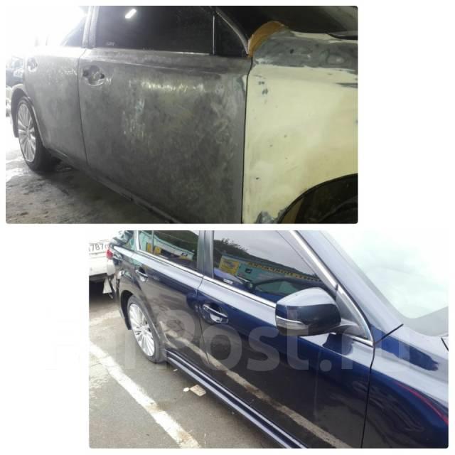Кузовной ремонт любой сложности! Снеговая-ДСК