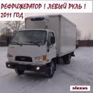 Hyundai HD78. Рефрижератор 2011 год! Левый руль в Новосибирске., 4 000 куб. см., 5 000 кг.