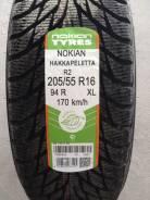 Nokian Hakkapeliitta R2. Зимние, без шипов, без износа, 4 шт