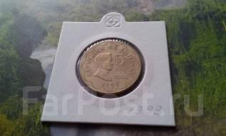Филиппины. 5 песо 1997 года.