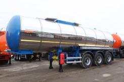 GT7 ППЦ-28. Продам полуприцеп-битумовоз 28000 литров FoxTank 2 единицы, 1 000 куб. см., 28,00куб. м.