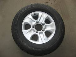 Комплект колёс на Тойота лэндкрузер 100. x17