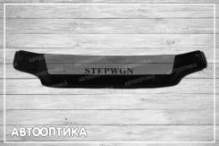 Дефлектор капота. Honda Stepwgn