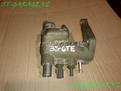 Патрубок радиатора. Toyota Celica, ST205 Двигатель 3SGTE