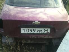 Крышка багажника. Chevrolet Lanos