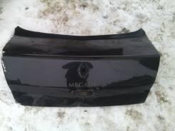 Крышка багажника. Renault Megane