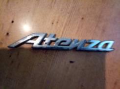 Эмблема багажника. Mazda Atenza, GGES, GG3S, GG3P, GGEP