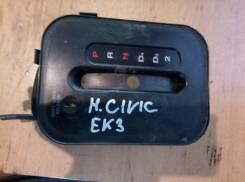 Консоль центральная. Honda Civic Ferio, E-EK3 Honda Civic, EK3, E-EK3, E-EJ7 Honda Integra SJ, GF-EK3, E-EK3