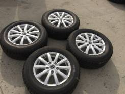 "205/65 R15 Bridgestone Ice Partner литые диски 5х114.3 (К6-1514). 6.0x15"" 5x114.30 ET53"
