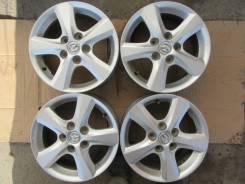 Mazda. 6.5x15, 5x114.30, ET52.5, ЦО 66,1мм.